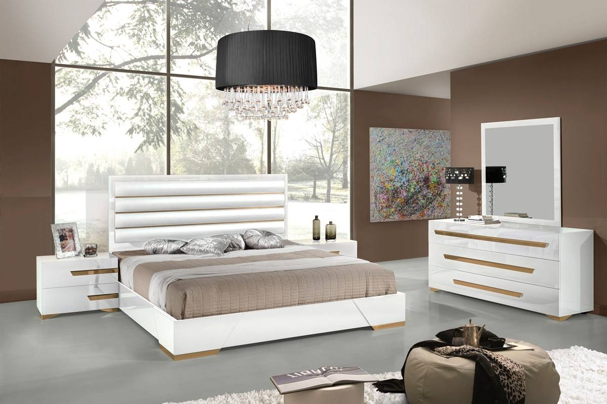 italian bedroom furniture designs