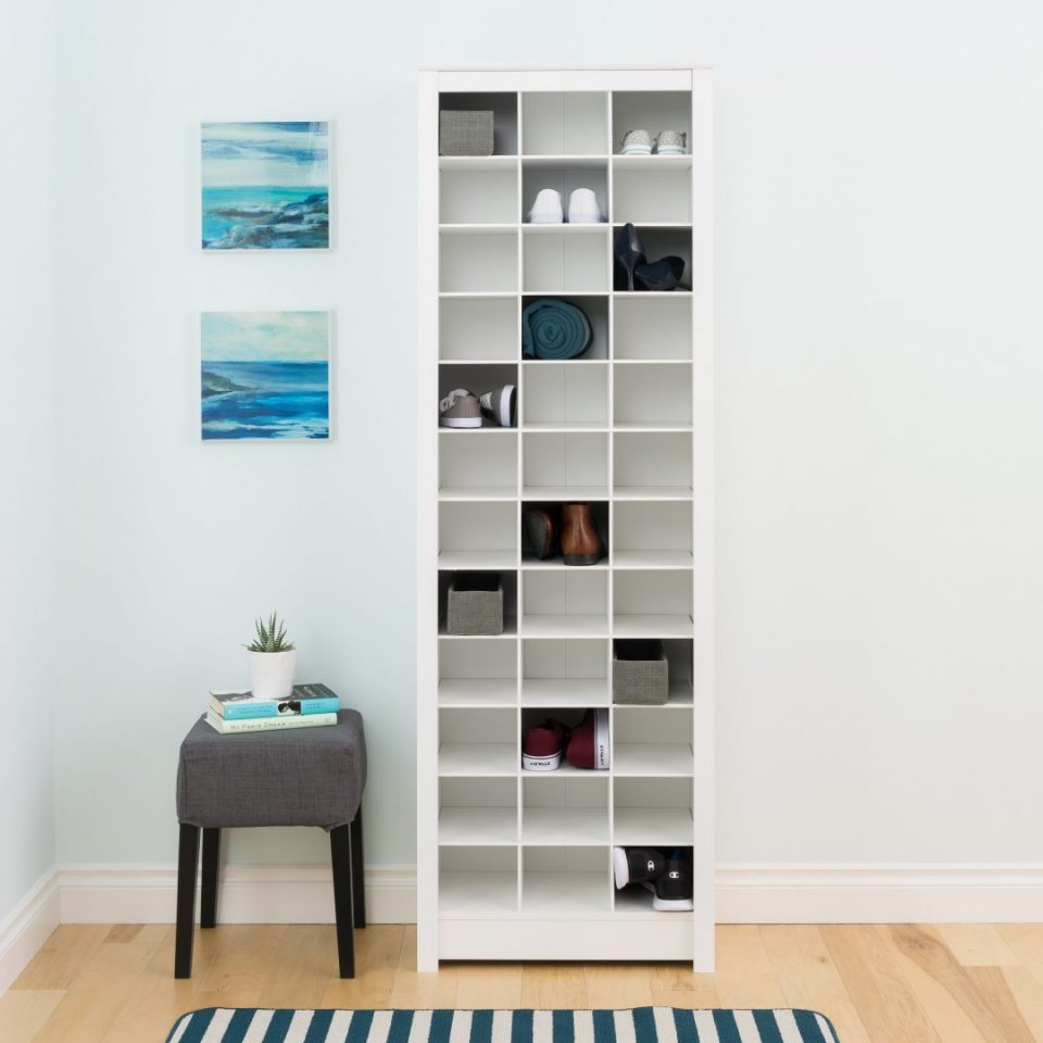 Space Saving Book Storage