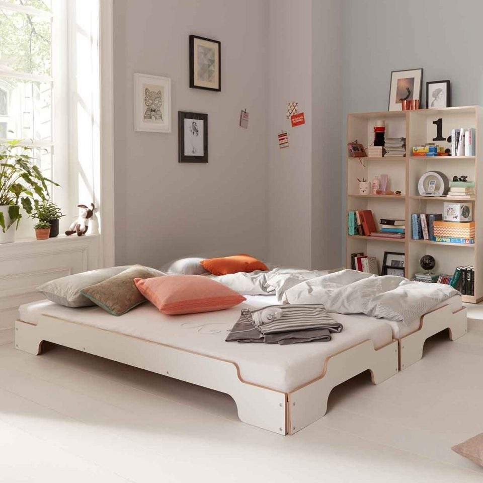stackable bed for children