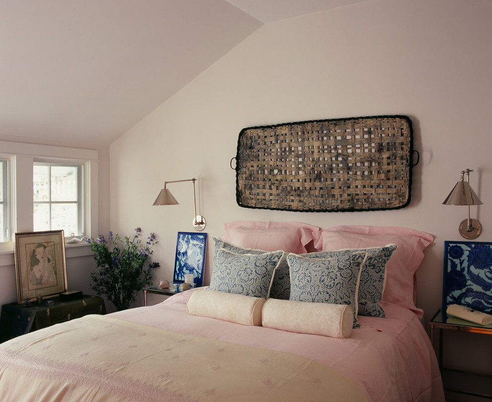 chic pink camo bedding in bedroom shab chic with male