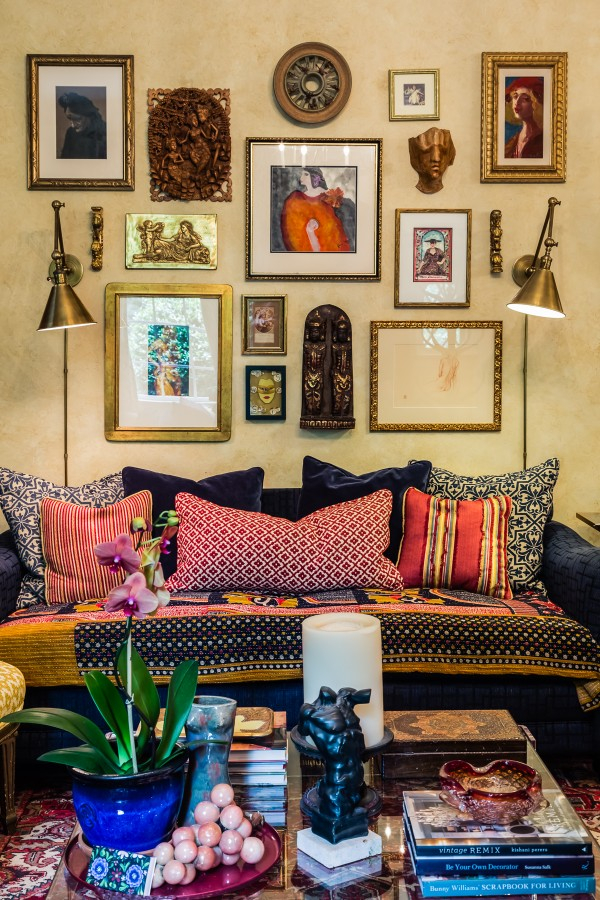 how to create a gallery wall interior design raleigh nc