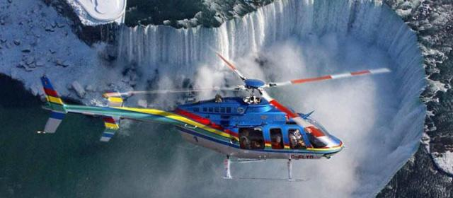 May Long weekend 2013 Helicopter Tours