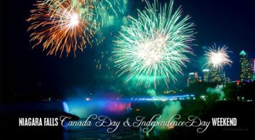 Canada Day and Independence Day long weekend