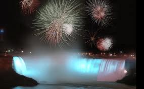 Niagara Falls in May
