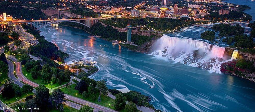 American Thanksgiving in Niagara Falls