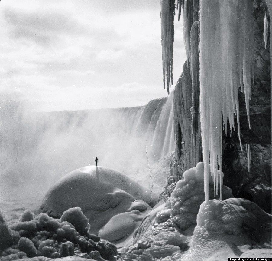 Niagara Falls Photographs