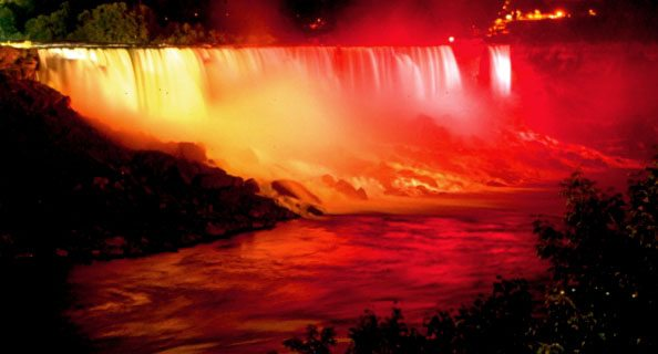 things to do in Niagara Falls in April