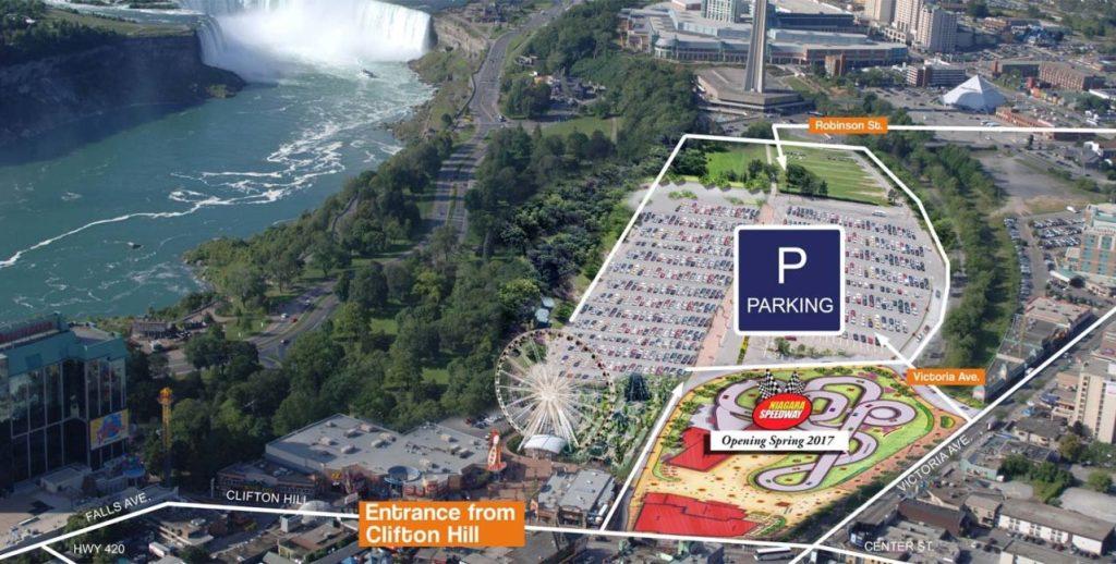 Niagara Patio Entertainment