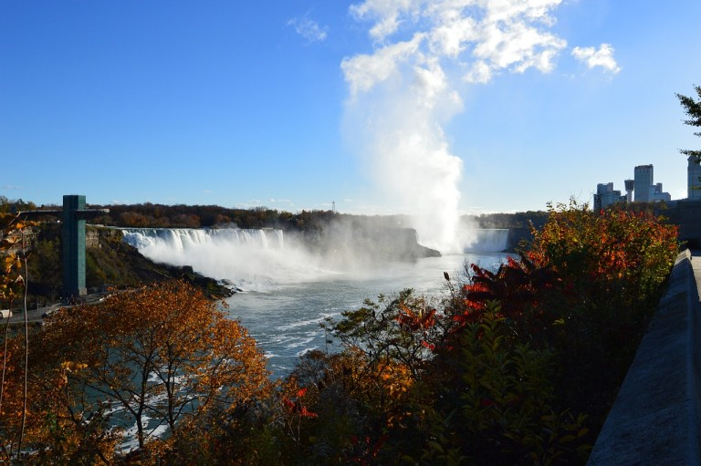 10 Free things to do in Niagara Falls in October