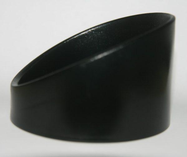 Visera protector espejo circular fotocelula
