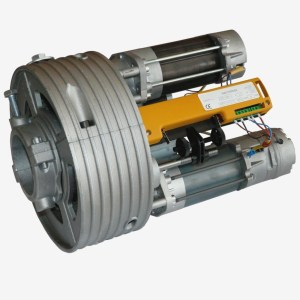 Bimotor puerta enrollable Roll 300k