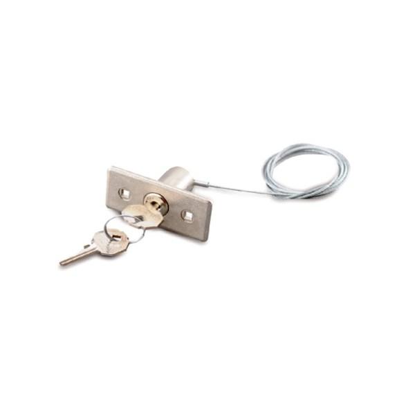 Cerradura exterior desbloqueo para motor basculante VDS UTILE-BASIC