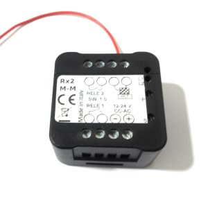 RX Minicom receptor mandos HR Matic