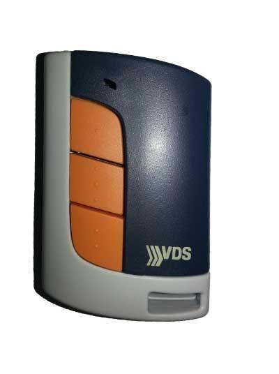 VDS Kit Basic motor puerta basculante curvo
