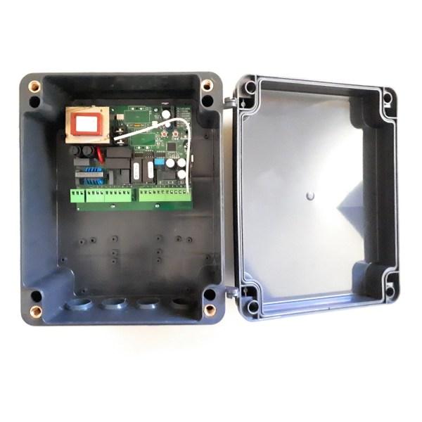 Kit VDS PM 400 motor electromecanico cancela batiente