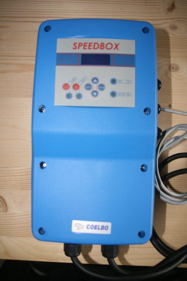 Speedbox 1305TT Variador de frecuencia para bombas