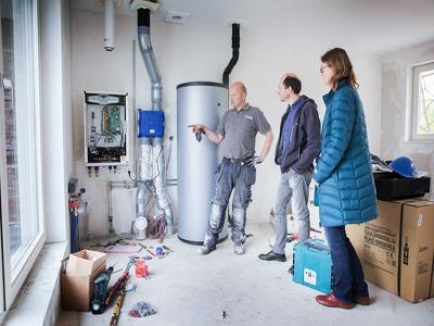 Wij verzorgen het onderhoud aan uw airco en/of warmtepomp systeem