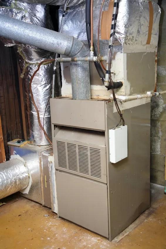 Resedential Tubular Heat Exchanger Furnace