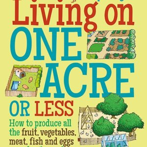 livingon one acre or less book cover