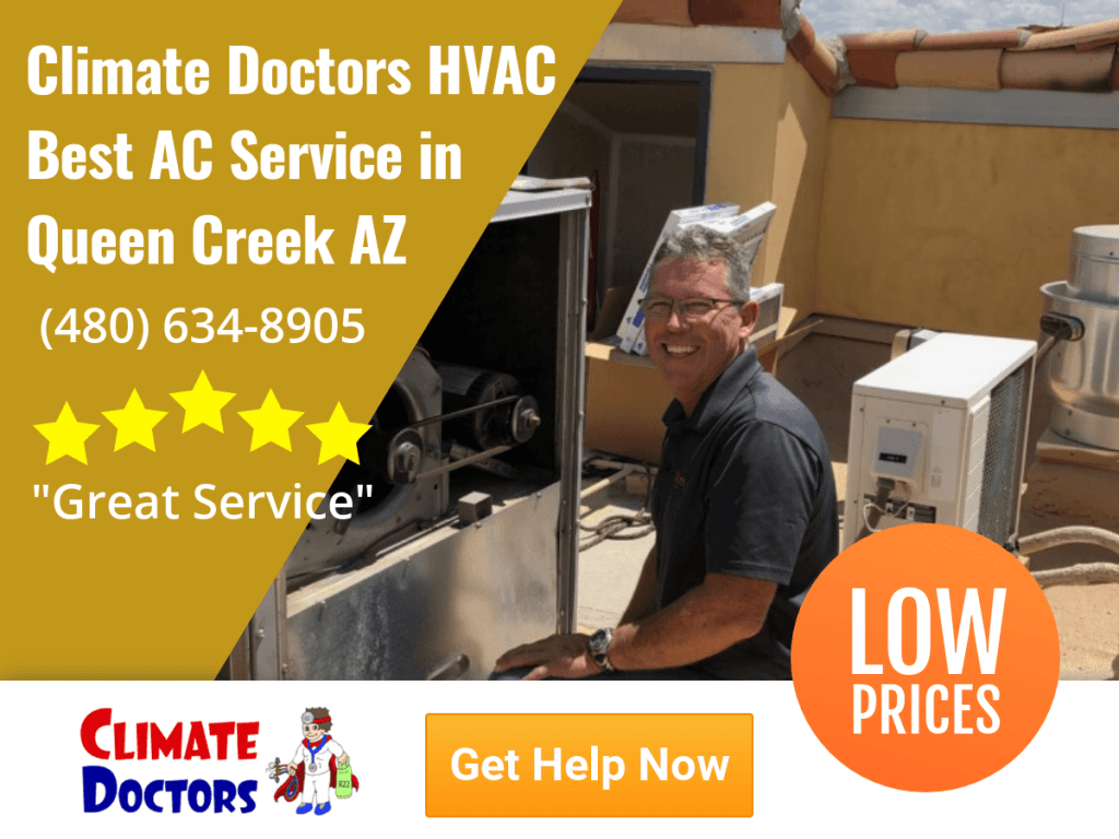 Best AC Repair In Queen Creek AZ