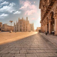 Come si Collocano le Anomalie Termiche del 2017 Nella Serie Storica di Milano Brera