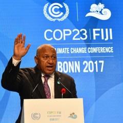 "COP23: Un ""clima"" salvifico"