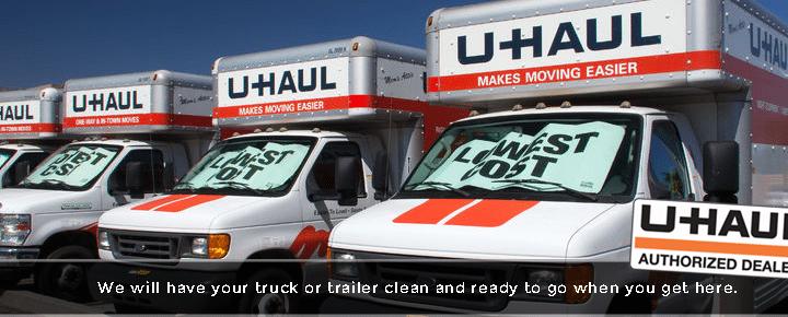 Clean Trucks & Trailers