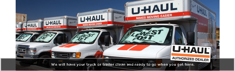 Clean Trucks & Trailers
