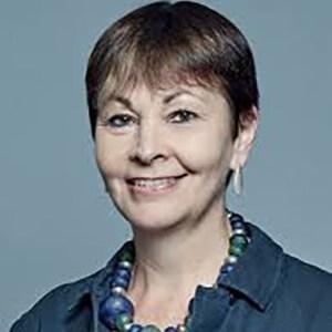 UK Climate Leader 2019: Caroline Lucas
