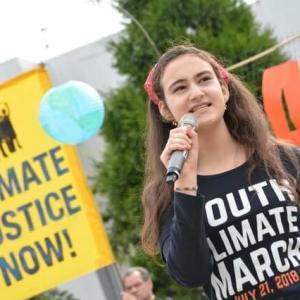US Climate Leader 2019: Jamie Margolin