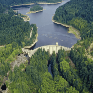 Canada's Electricity is Largely Hydro-Driven