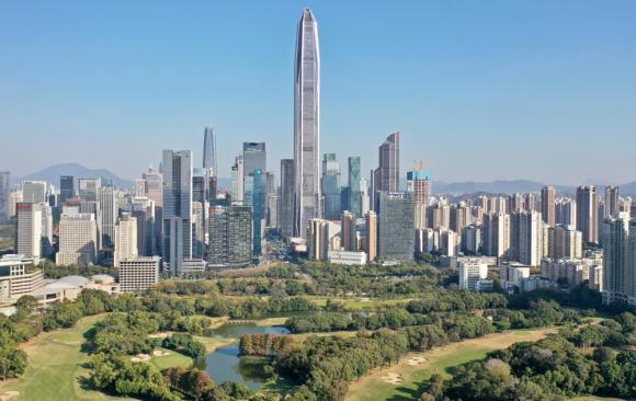 Spotlight: Shenzhen has Transformed to One of China's Cities with the Lowest Air Pollution Rate