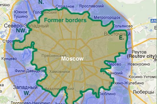 Russia Spotlight City: Moscow