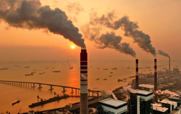 While GHG Levels Keep Rising With Increasing Industrial Activity in China, Carbon Intensity Has Been On Continuous Downward Trajectory