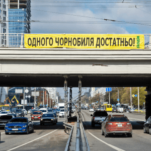One Chernobyl is Enough, Though Nuclear Power Produces 52.6% of Electricity in Ukraine