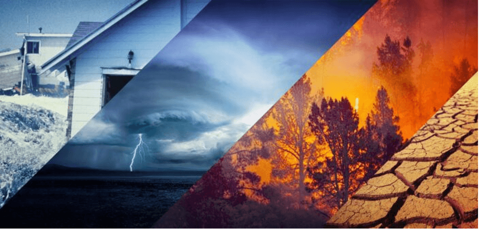 Winter Season of Storms in Spain Followed by the Driest Spring in the Last 15 Years