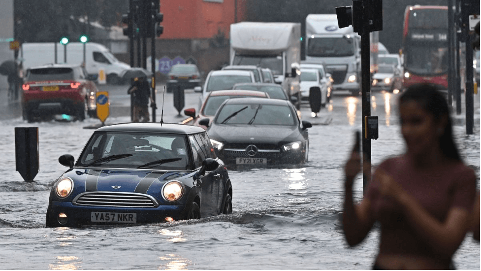 2020 Was the 3rd Warmest, 5th Wettest, and 8th Sunniest Ever Recorded in the UK