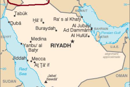 Download ePub PDF Free Libs » map of arabian desert
