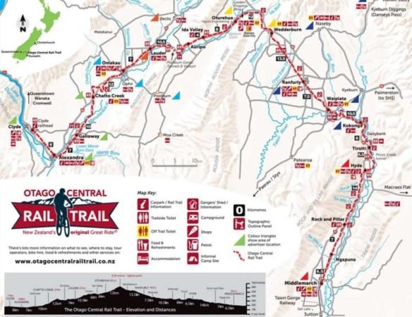 Otago Rail Trail   Climb Bike Ski