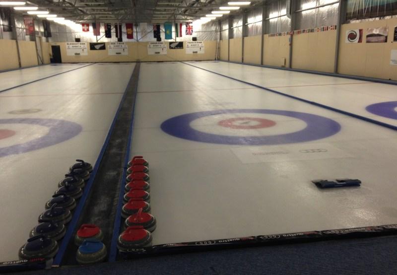 Naseby Curling Rink