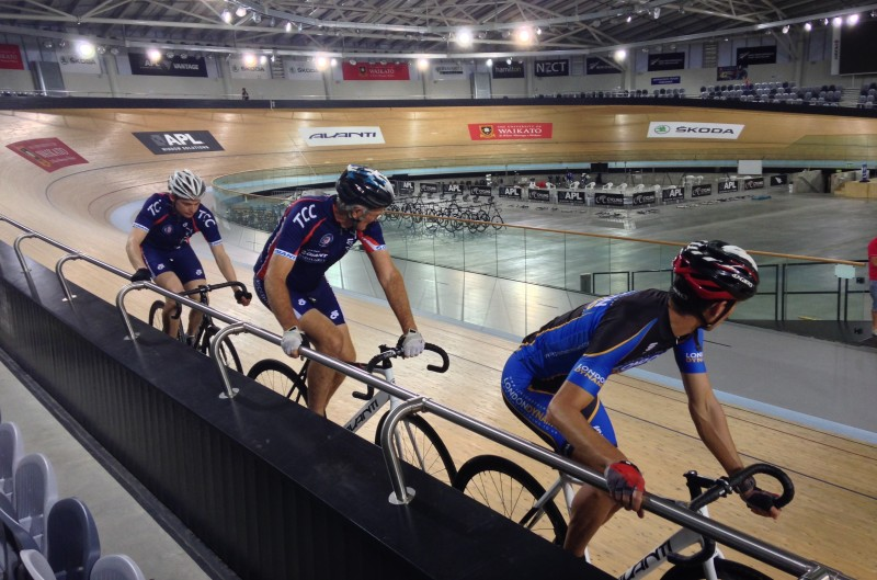 Velodrome Accreditation