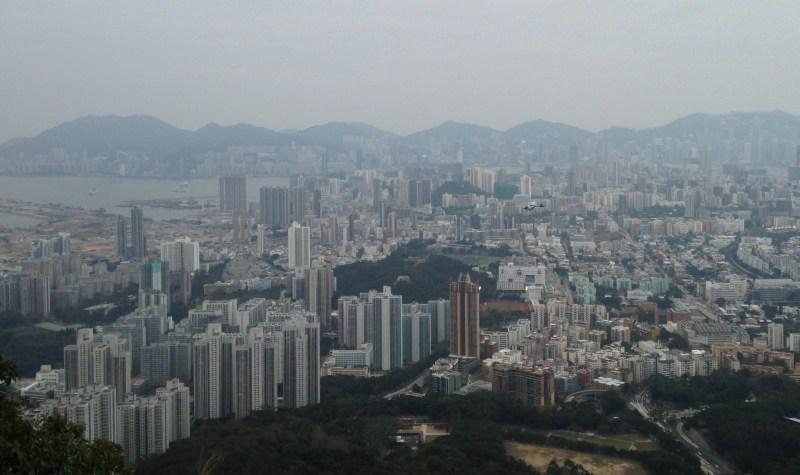 Kai Tak and Kowloon