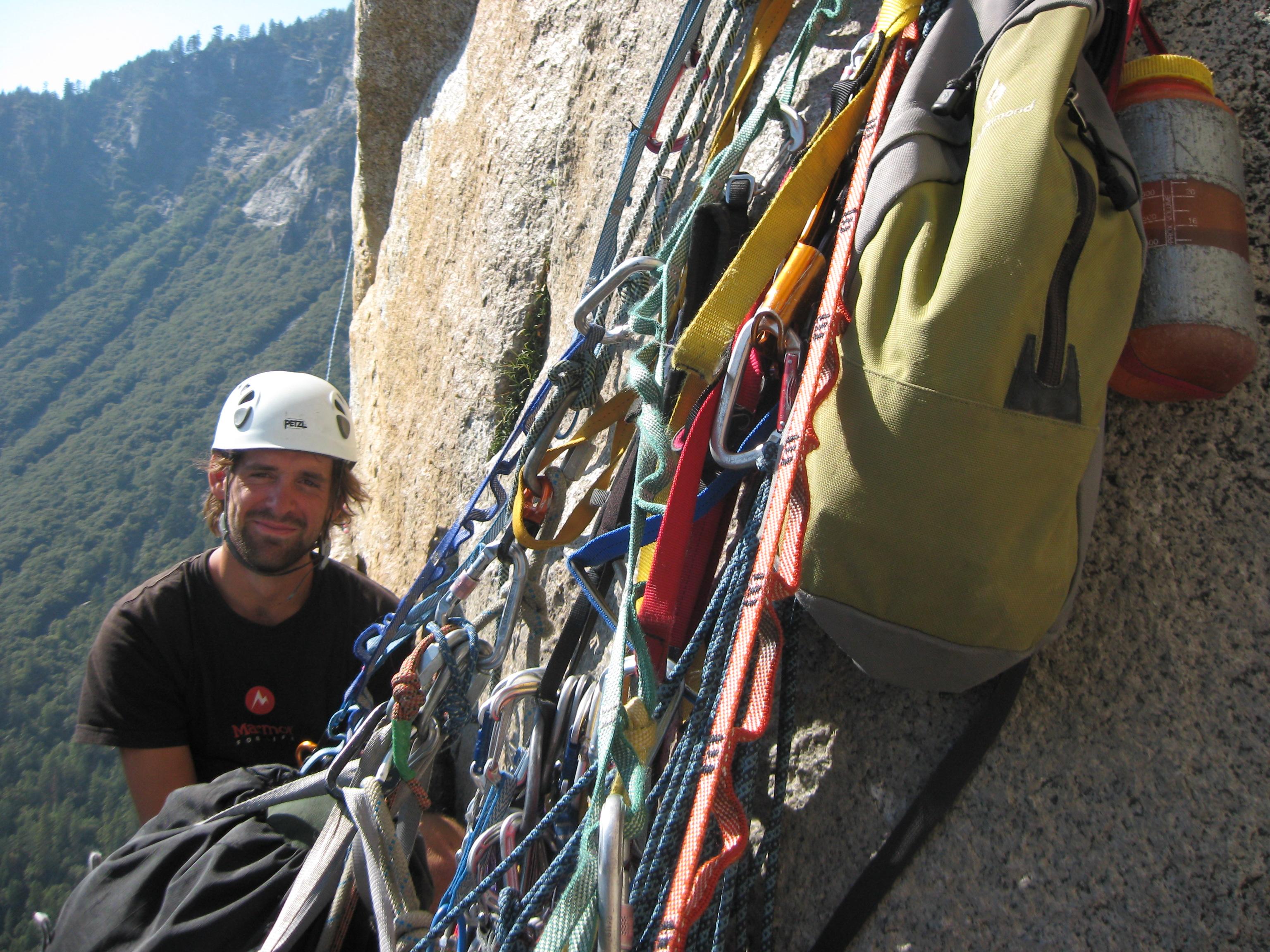 Big Wall climbing in Yosemite