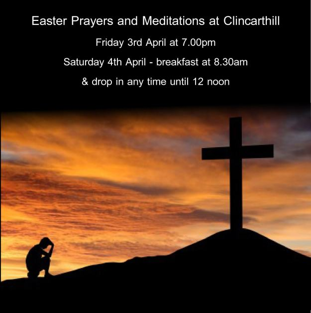 Easter prayers & meditations