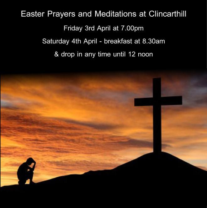 Easter prayers & meditations
