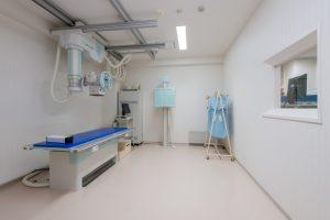 祐川整形外科 レントゲン室