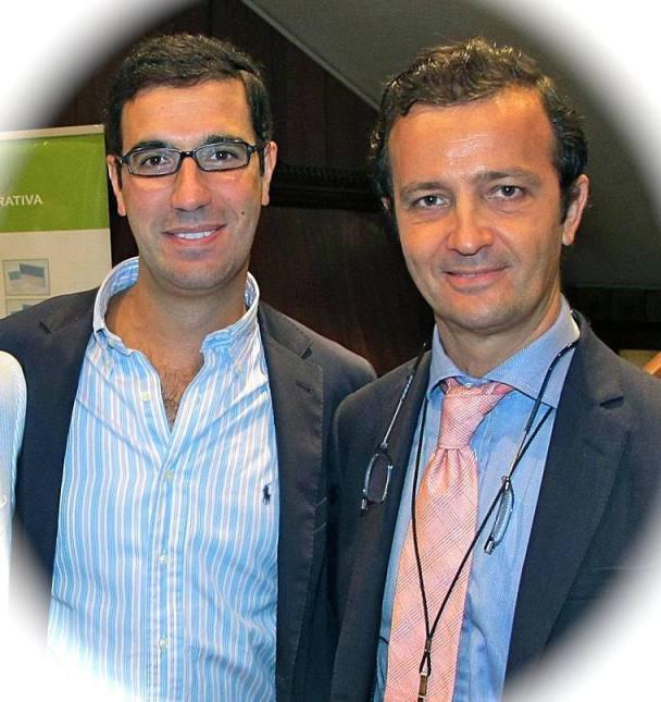 Los Drs Bernáldez y Villamor. Traumatologia Deportiva