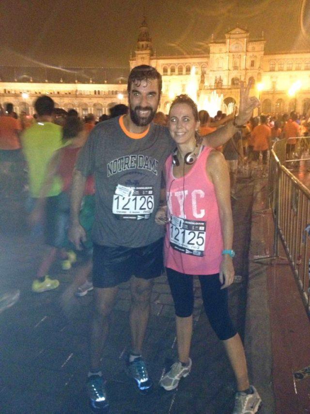 25º Caerrara Nocturna del Guadalquivir