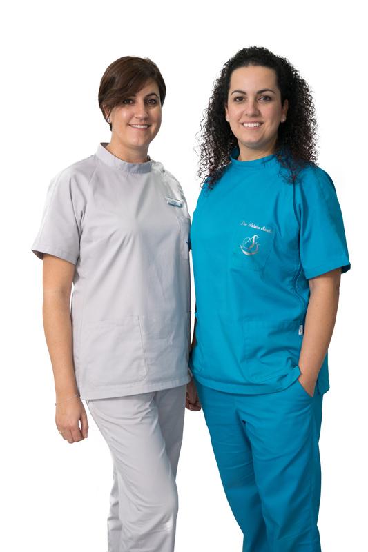 Sandra y Patricia Sánchez