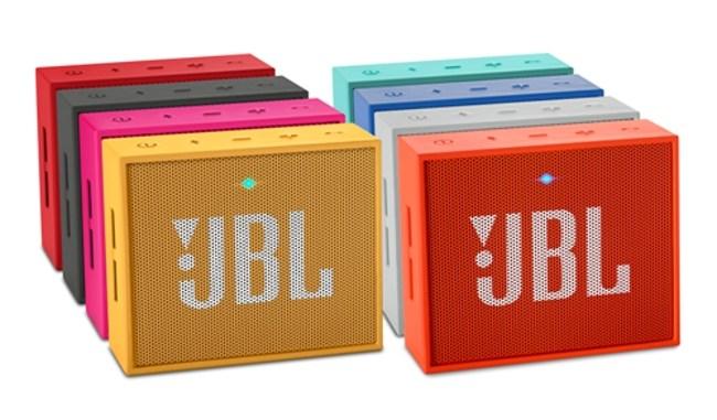 Coluna JBL Go
